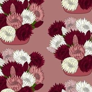 Amanda's Wedding Flower Fabric 10