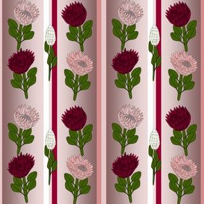 Amanda's Wedding Flower Fabric 12