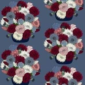 Amanda's Wedding Flower Fabric 15