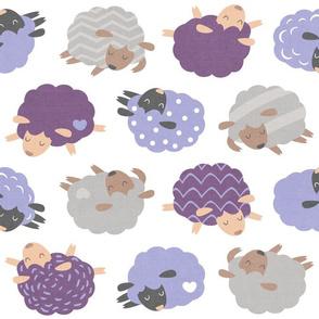 Sleepy Sheep Lavender
