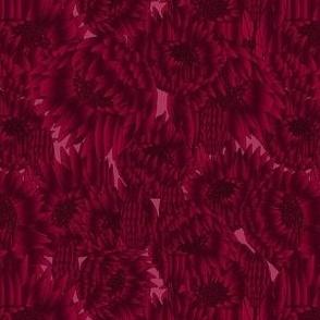 Amanda's Wedding Flower Fabric 22