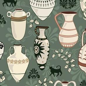 Amphora - Moss