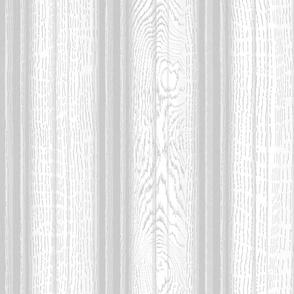 Faux Bois Bead Board ~ Whitewashed