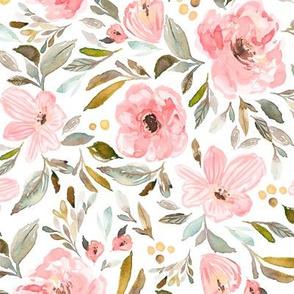 Indy Bloom Design sweet pea garden c
