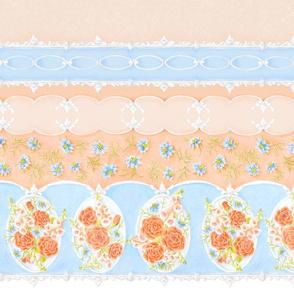 Roses_OrangenBlue