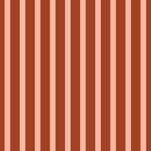 Stripes - H Pink, Cinnamon