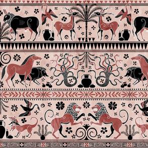 Greek Mythical Beasts