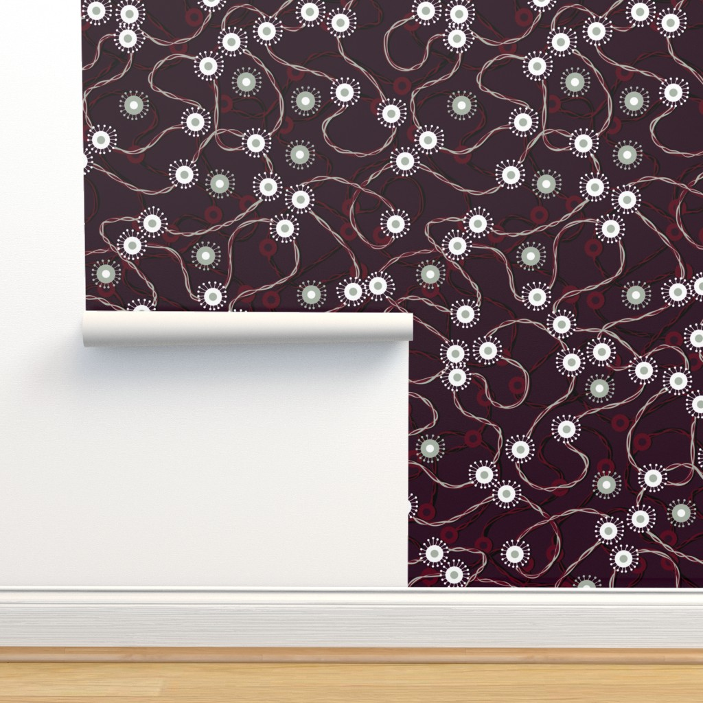 Isobar Durable Wallpaper featuring Fairylight by spellstone