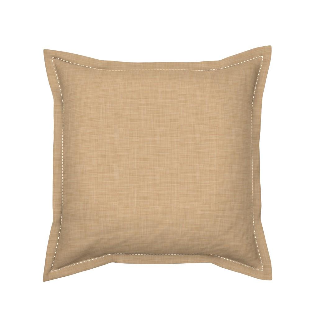 Serama Throw Pillow featuring Sand by spellstone