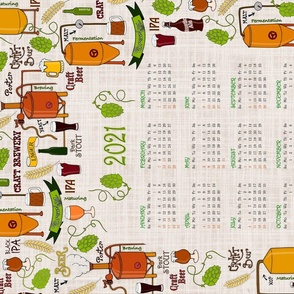 Craft Beer Calendar 2020