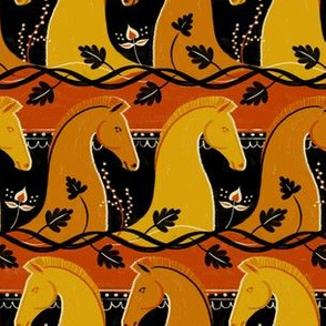 Horses of Hera
