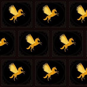 Pegasus Rampant