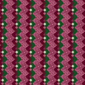 Ruthie's Argyle Stripes