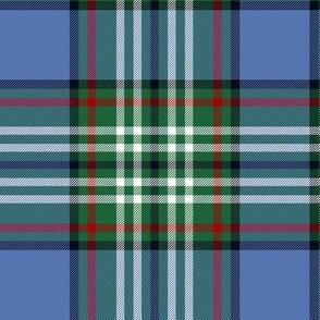 "Tweedside hunting tartan variant #3, 6"""