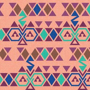 Kilim-Textured