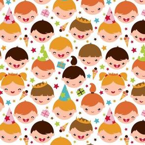 Kiddie Birthday Party