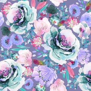 Indy Bloom Ultra Violet Blossom Blues B