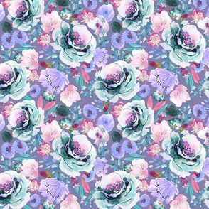 Indy Bloom Ultra Violet Blossom Blues A