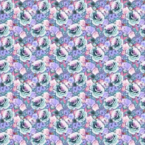 Indy Bloom Ultra Violet Blossom Blues Mini