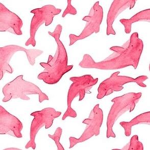 Pod Goals - Pink Dolphins