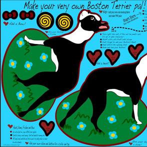 Boston Terrier Pal