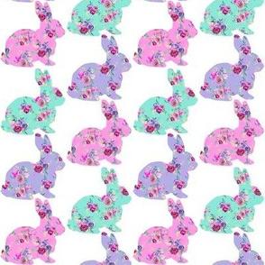 "Mulit Bunny Bouquets 2"""