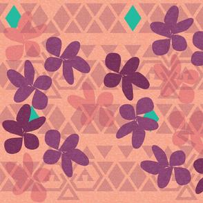 Kilim-Flower