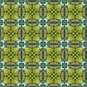 Yellow Flowers Tessela