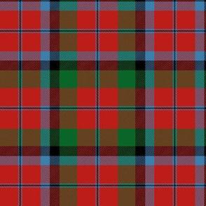 "MacNaughton tartan, 6"" light"