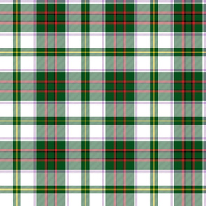 Taylor dress tartan #2, 6""