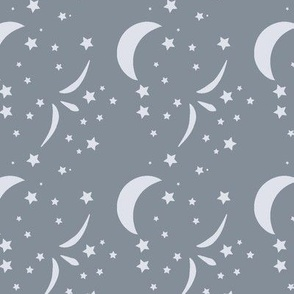 One Starry Night, Platinum, Star Night, Platinum,, baby nursery