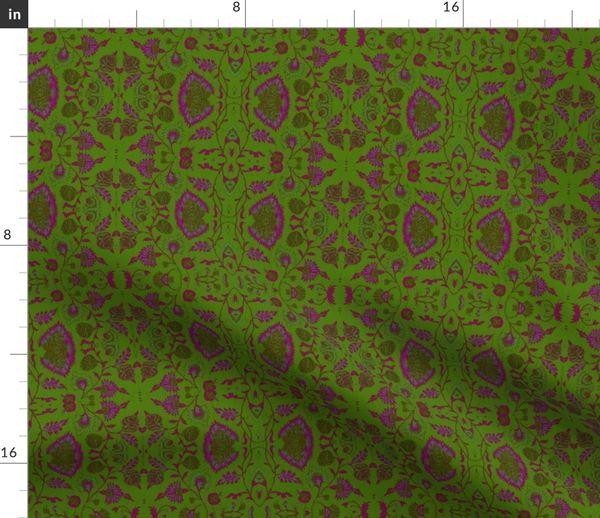 Fabric by the Yard Wolfsbane
