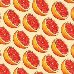 Grapefruit - Cream