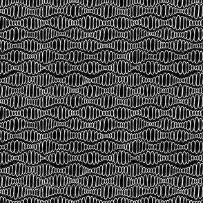 Zen Ovals Dark Medium