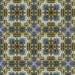 Water Square Kaleidoscope