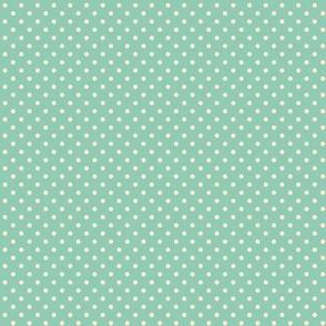 Polka  dots for kawaii tardigrade