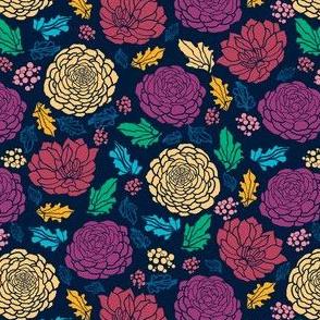 Bold Flowers