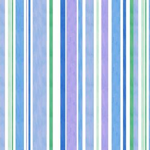 Blue Hydrangeas Coordinate