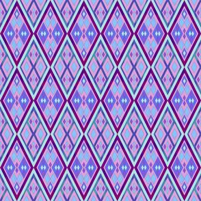 Kilim Purple Twilight