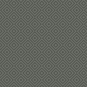 rhombus dark olivish gray