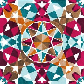 Moroccan Mosaic