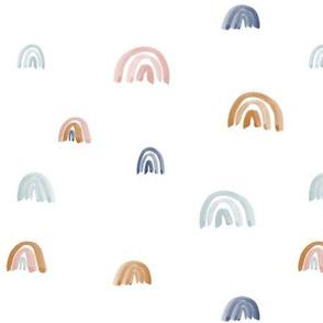 Rainbow Swaddle
