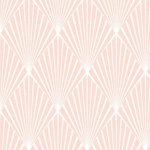 Art Deco - Blush Texture