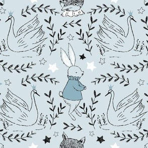 Fable Swans