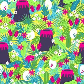 Hidden Dinosaurs (Pink)