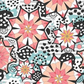 Origami Lotus Blossoms