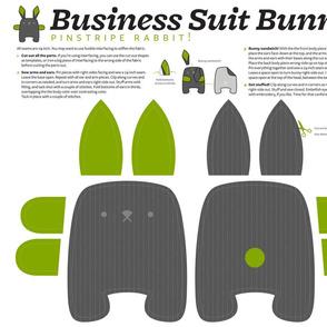 Business Suit Bunny
