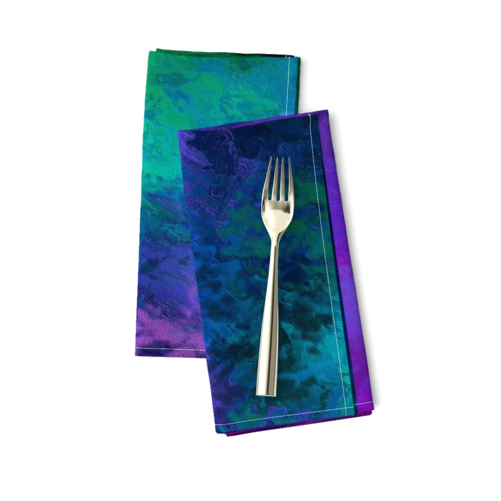 Amarela Dinner Napkins featuring BRILLIANT SPRING 1 by poefashion