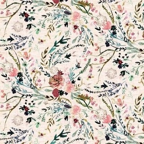 Fable Floral SML (blush)