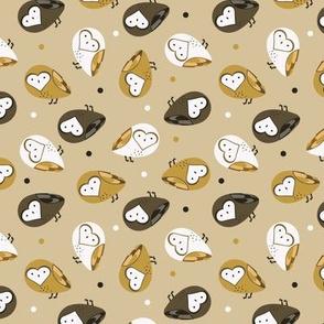 Sweetheart Owls